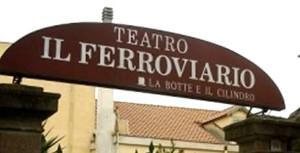 Ingresso - Teatro Ferroviario