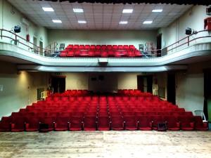Platea e Galleria - Teatro Ferroviario