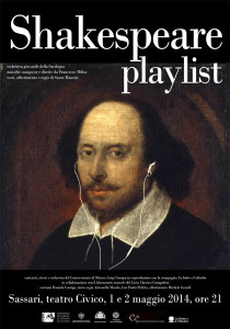Shakespeare playlist