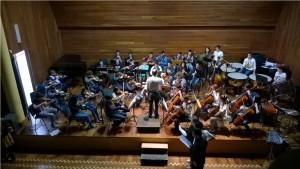 Shakespeare playlist  - le prove dell'orchestra