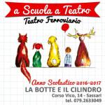 A SCUOLA A TEATRO 2016-2017