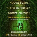 Progetto Sillumina (SIAE-MIBACT) NUOVE SCENE, NUOVI INTERPRETI, NUOVE CULTURE