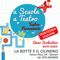 A SCUOLA A TEATRO 2019-2020