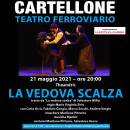 LA VEDOVA SCALZA - 21 maggio alle ore 20:00 - Teatro Ferroviario