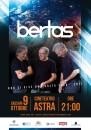 EVENTO SPECIALE - BERTAS in concerto - 9 ottobre - ore 21:00 - Cine Teatro Astra